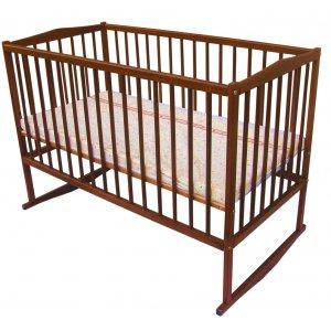Детская кроватка Антошка на дугах 60х120