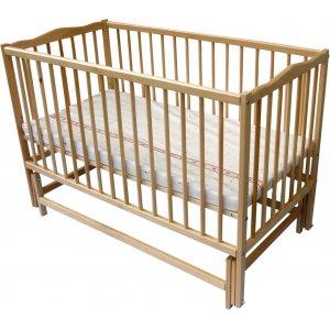 Детская кроватка Радуга на шарнирах