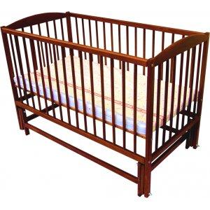 Детская кроватка Антошка на шарнирах с подшипниками