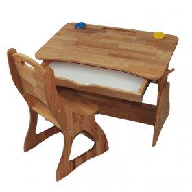 Комплект парта+стул р190-1+c300