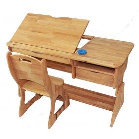 Комплект парта+стул р790+с300