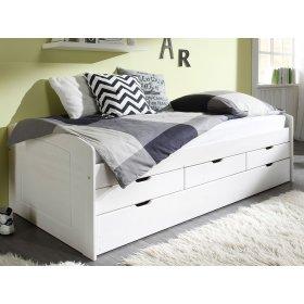 Кровать b022 90х200 с дополнительным спальным местом