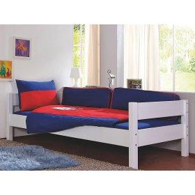 Кровать b025 90х200 с дополнительным спальным местом