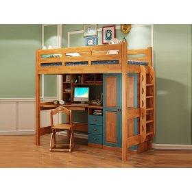 Кровать-чердак Premium-8