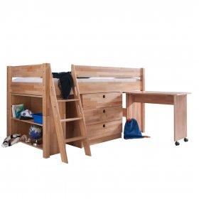 Кровать-чердак B-03
