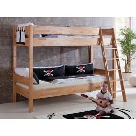 Двухъярусная кровать B-09 80х190
