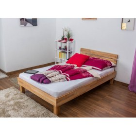 Кровати Mobler двуспальные из Бука: купить, цены в магазине МебельОК