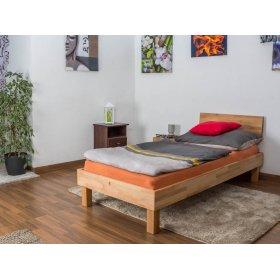 Односпальная кровать b 107 90х200 из массива бука