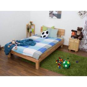 Полуторная кровать b 108 120х200 из массива бука