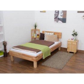 Односпальная кровать b 108 90х200 из массива бука