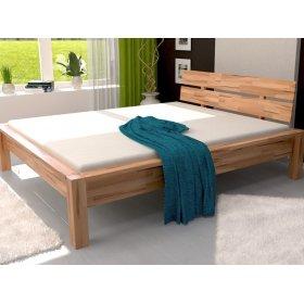 Двуспальная кровать b 109 160х200 из массива бука