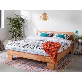 Полуторная кровать b 113 140х200 из массива бука