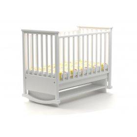 Детская кроватка Нома 60х120 с маятниковым механизмом