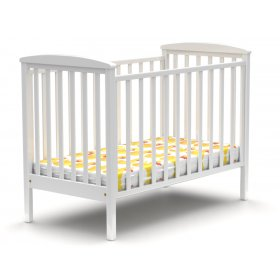 Детская кроватка Амбреа 120х60 с маятниковым механизмом