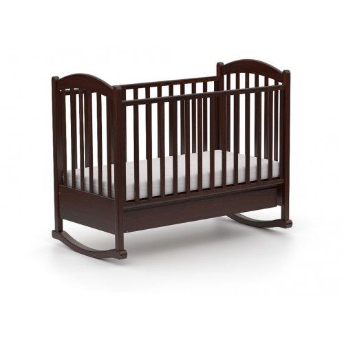 Детская кроватка Каролинка 60х120