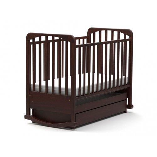 Детская кроватка Путешественник 60х120 с маятниковым механизмом