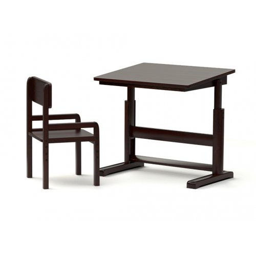 Парта и стул С-4 Дошкольник