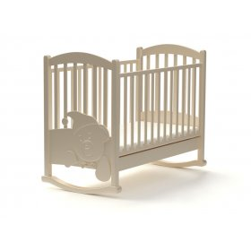 Детская кроватка Медвежонок 60х120
