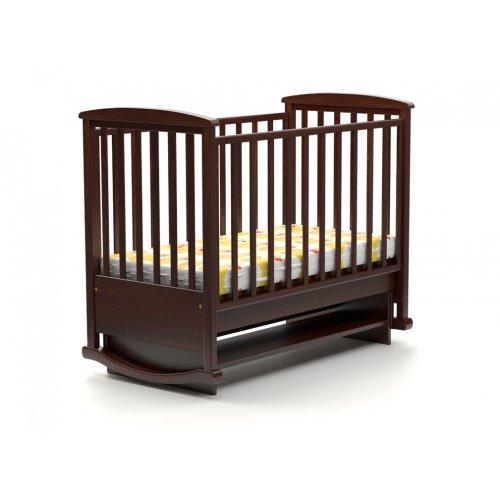 Детская кроватка Нео 60х120 с маятниковым механизмом