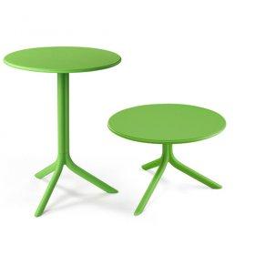 Комплект столов Spritz+Spritz mini Lime (столешница + две базы)
