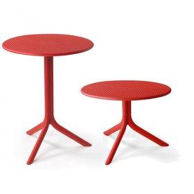 Комплект столов Step+Step mini Rosso (столешница + две базы)