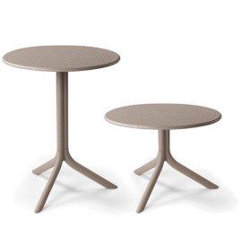 Комплект столов Step+Step mini Tortora (столешница + две базы)