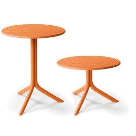 Комплект столов Step+Step mini Arancio (столешница + две базы)
