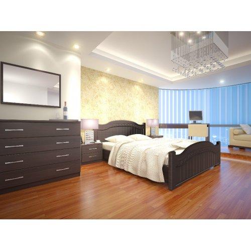 Кровать Доминика 160х200 (МДФ)