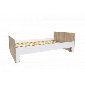 Кровать Нордик 120x200 с металлическим каркасом