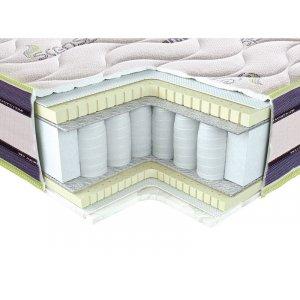 Ортопедический матрас Iris Sistema 3D 140х200
