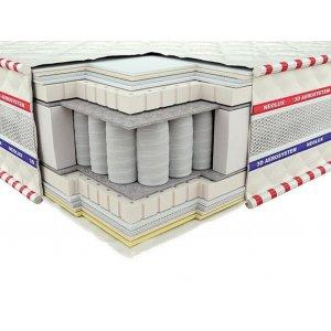 Матрас 3D Империал латекс зима-лето PS 180х200х22