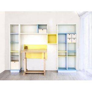 Комплект мебели Cube+