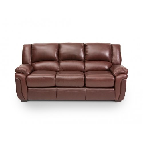 Кожаный диван Милан