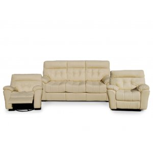 Комплект кожаной мебели Монако