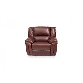 Кожаное кресло Милан