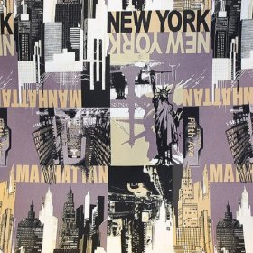 Ткань New York 01