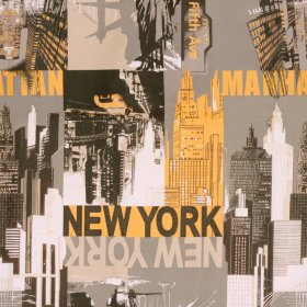 Ткань New York 02