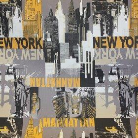 Ткань New York 03