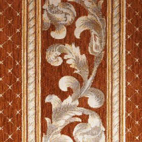 Ткань Versal Brown Reye 7926-2