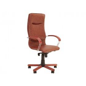 Кресло руководителя NOVA wood MPD EX1