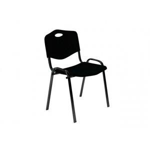 Стул ISO-24 plast black
