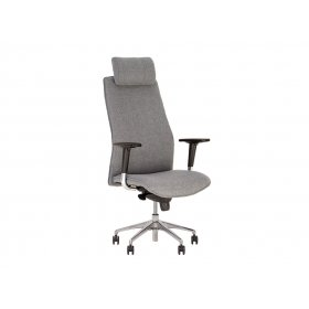 Кресло SOLO R HR steel ES CHR68