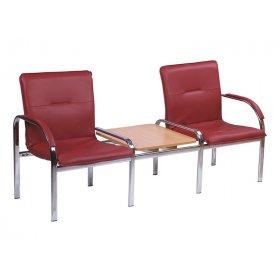 Кресло STAFF-2 T chrome S