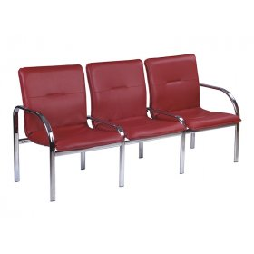 Кресло STAFF-3 chrome