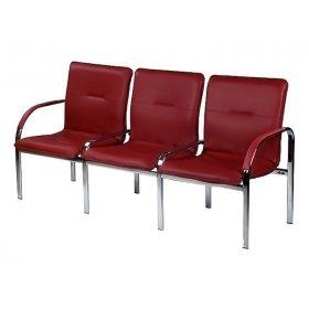 Кресло STAFF-3 chrome S