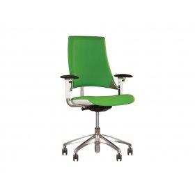 Кресло руководителя HIP HOP R WHITE AL33