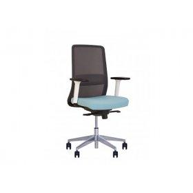 Кресло FRAME R white ST AL70