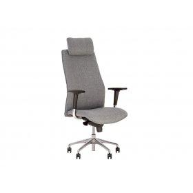 Кресло руководителя SOLO R HR steel ES AL 33