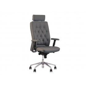 Кресло руководителя CHESTER R HR steel ES AL32