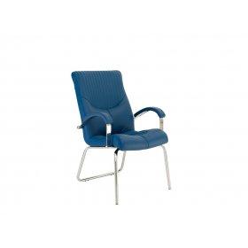 Кресло GERMES steel CFA LB chrome